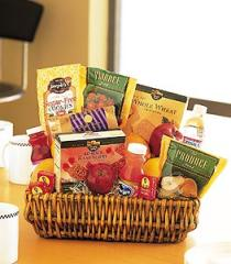 Healthly Gourmet Basket