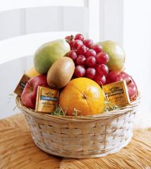 The FTD® Fruit and Chocolate Basket C32-2991