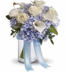 Love in Blue Bouquet T182-3A