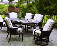 Valencia Cushion Outdoor Dining Furniture