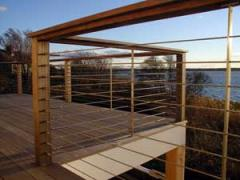 Ultra-Tec® Stainless Steel Cable Railing Systems