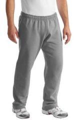 Gildan Ultra Blend Open Hem Sweatpants