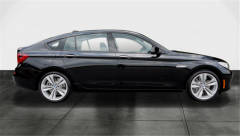 Vehicle BMW 550i Hatchback 2012