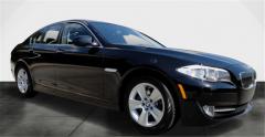 Vehicle BMW 528i 2012