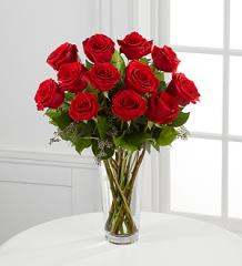 The FTD® Red Rose Bouquet S14-4305