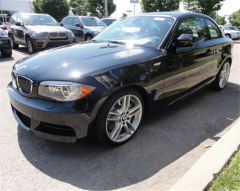 Vehicle BMW 135i Coupe 2012
