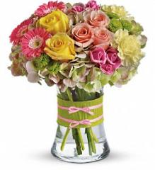 Fashionista Blooms Bouquet T155-1A