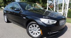 Vehicle BMW 550i Gran Turismo 2012