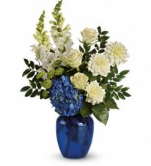Ocean Devotion Bouquet T163-1A