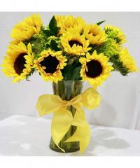 Sunflower Love Bouquet