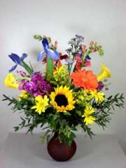 Happy Blooms Bouquet