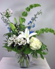 Garden Fresh Floral Arrangement