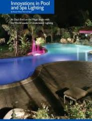 Innovations in Pool and Spa Lighting by Pentair