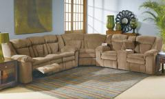 Lane 3-Piece Recliner Sectional Sofa