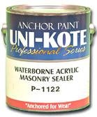 Uni-Kote Waterborne Acrylic Masonry Sealer #P-1122