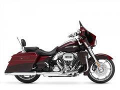 Harley CVO Street Glide