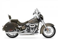 Harley Softail Convertible