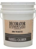 480 Line Interior Flat Latex Wall Paint