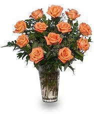 Orange Blossom Special Bouquet