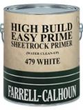 479 High Build Easy Prime Sheetrock Primer