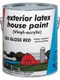 285 Line Mid America Latex Gloss Barn Paints