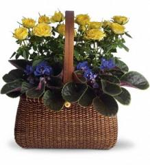 Garden To Go Basket