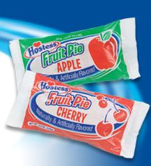 Hostess Fruit Pie Cupcake