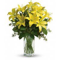 Lily-Sunshine Bouquet