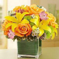 Citrus Perfection Bouquet