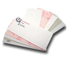 Flat Printed Envelopes