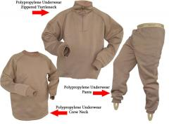 Polypropylene Underwear