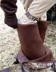 Neoprene Ankle Garters