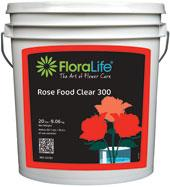 Rose Food Clear 300