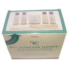 GiGi All Purpose Honee™ Hair Removal System/Microwave Formula Kit