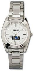 Pedre Men's Silver Waverly Watch W/ Stainless