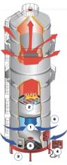 10' vacuum cool tower series
