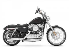 Harley Sportster Seventy-Two