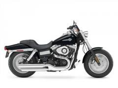 Harley Dyna Fat Bob