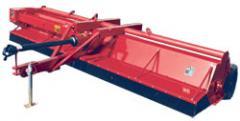 Multi-crop shredders