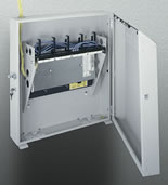 WRP Series, Low Profile Wall Mount Cabinet, Plexi