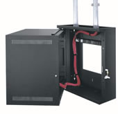 EWR Series,  Economical Sectional Wall Mount Rack
