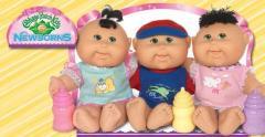 Dolls, Cabbage Patch Kids Newborns