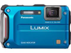LUMIX® DMC-TS4 12.1 Megapixel Digital Camera