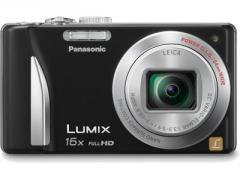 LUMIX® DMC-ZS15 12.1 Megapixel Digital Camera