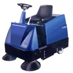 Clarke 114RS Compact Rider Sweeper