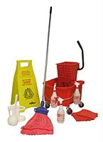 # RRVP-1, Restroom Cleaning Kit