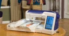 Brother Quattro® 2 6700D Embroidery Machine