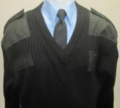 V Neck Commando Sweater
