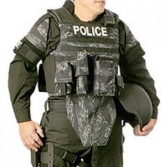 Rapid Response Armor Vests, Protech
