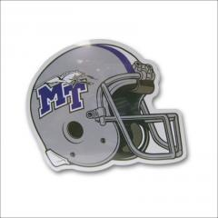 MT Football Helmet Decal